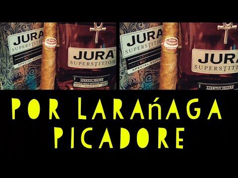 Cuban Cigar Review - Por Larańaga Picadore