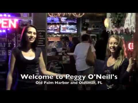 Peggy O'Neill's Irish Pub and Eatery in Palm Harbor and Oldsmar, FL