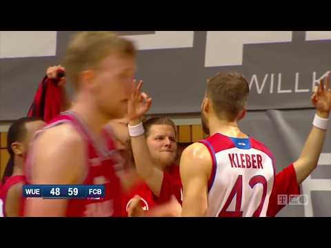 Highlights Maxi Kleber FC Bayern Basketball