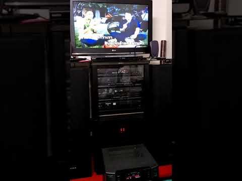 Sony Sen-r5520 Supperwoofer