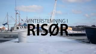 Vinterstemning i Risør