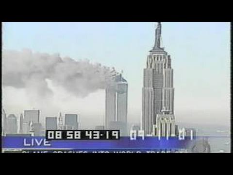 September, 11 2001 CBS News Aircheck 8:49am 10:47am