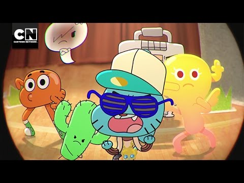The Blame | Gumball | Cartoon Network