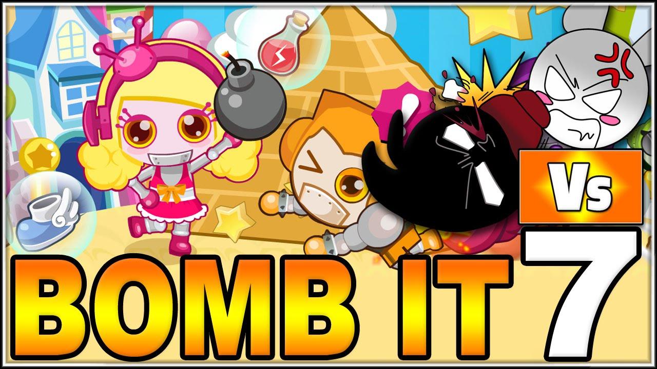 Jetzt Spielen Bomb It