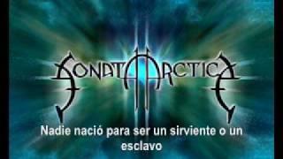 Sonata Arctica - The power of one (Subtitulos en español)