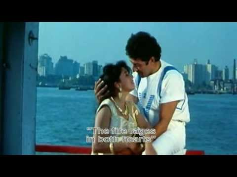 Main Teri Mohabbat Mein (Eng Sub) [Full Video Song] (HQ) With Lyrics - Tridev