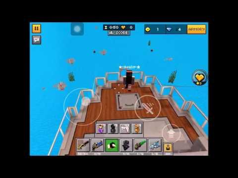 Pixel Gun 3D: Sandbox Dating