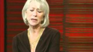 Helen Mirren Interview On Live with Regis and Kelly 10/11/2010
