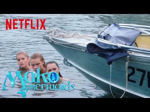 Zac's Discovery  Mako Mermaids  Netflix