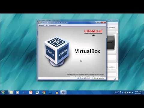 Instalar Windows Xp Con Virtual Box
