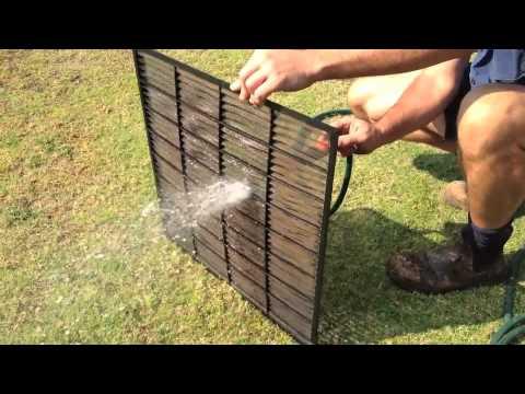 AC Filter Maintenance