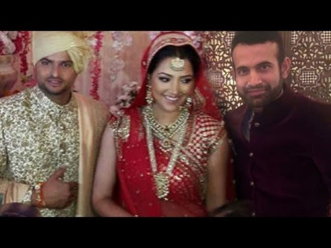 Irfan Pathan Attend Suresh Raina S Wedding