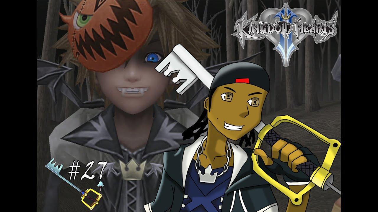 HDJ Plays Kingdom Hearts 2: Final Mix (The Nightmare Before ...