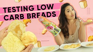 "Making DIY low carb ""bread""...will it actually taste like bread?"