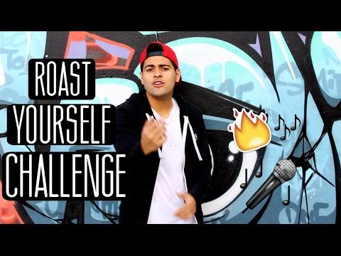 ROAST YOURSELF CHALLENGE | Alejo Suárez