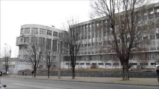 Интересные места Днепропетровска - учебный корпус ПГАСА(Учебный корпус ПГАСА ( в прошлом ДИСИ) был построен по проекту архитектора Г. Швецко--Винецкого еще в 1930 годы...., 2015-12-12T08:23:43.000Z)