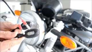 06 Ducati Monster 620 - Replace Blinkers with LED - Oberon Mini LED