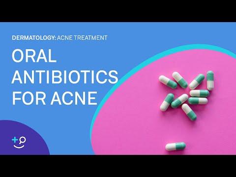 Oral Antibiotics For Acne Your Health University