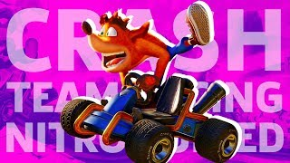 Can You Beat Us At Crash Team Racing? | GameSpot Community Fridays
