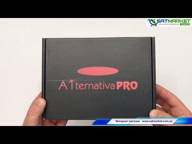 Видео обзор U2C A1ternativa PRO