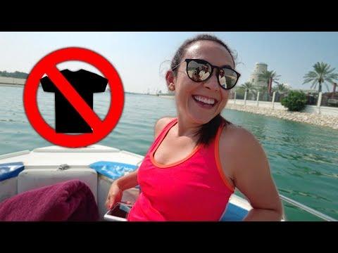 PROIBIDO USAR CAMISETA NO QATAR | Travel and Share | Romulo e Mirella | T4 Ep. 228