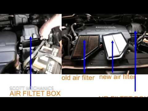 Honda Crv 2 2 Diesel Fuel Filter Replacment Doovi