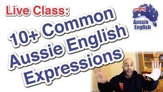 Baixar Live Lesson: 10+ Common Aussie English Expressions | Learn Australian English