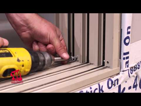 Series 600 Multi-Slide Stacking Door with Stucco Return Install Instructions
