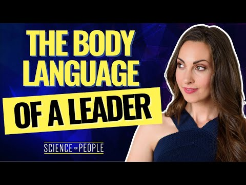 Body Language of Leaders - What You Can Learn From the Best