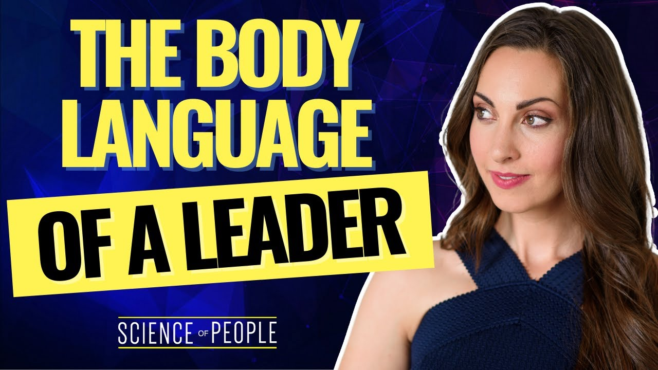 dominant body language signals