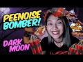 CRAZIEST PEENOISE IN DARK MOON!!! - Dota Epic Moments