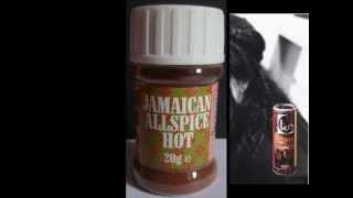 Jamaican Reggae Spicy Seasoning.gino Latino Spices