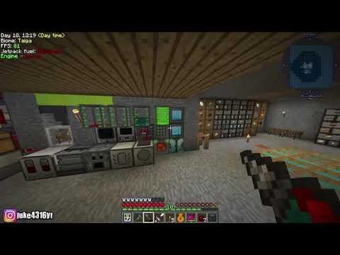 IL BUILDER FUNZIONA... credo...- [E52] - (Minecraft modpack) [ITA]