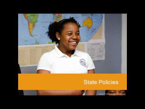 National and State Policies Impacting Charter Schools