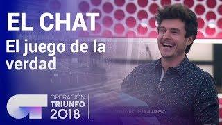 El juego de la verdad   El Chat   Programa 9   OT 2018