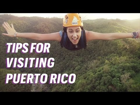 The Ultimate Travel Guide to Puerto Rico // What to Know Before You Go