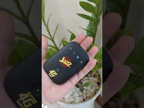 Jazz MF673 Bộ Phát Wifi 3G/4G