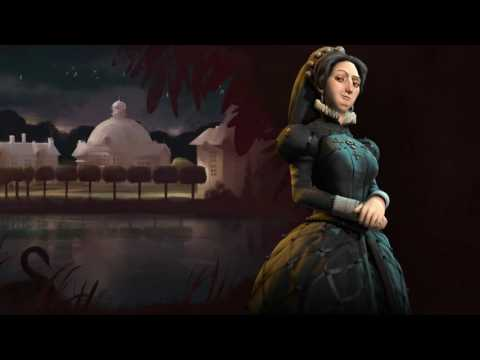 Civ 6 France Catherine de' Medici  Theme music Full