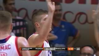 EuroLeague 2. Hafta: Valencia Basket -  Anadolu Efes