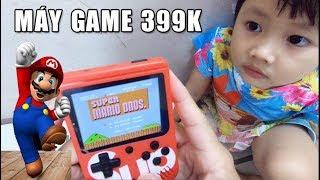 MÁY CHƠI GAME MINI CẦM TAY | Máy Chơi Game Sup 400 trò chơi huyền thoại
