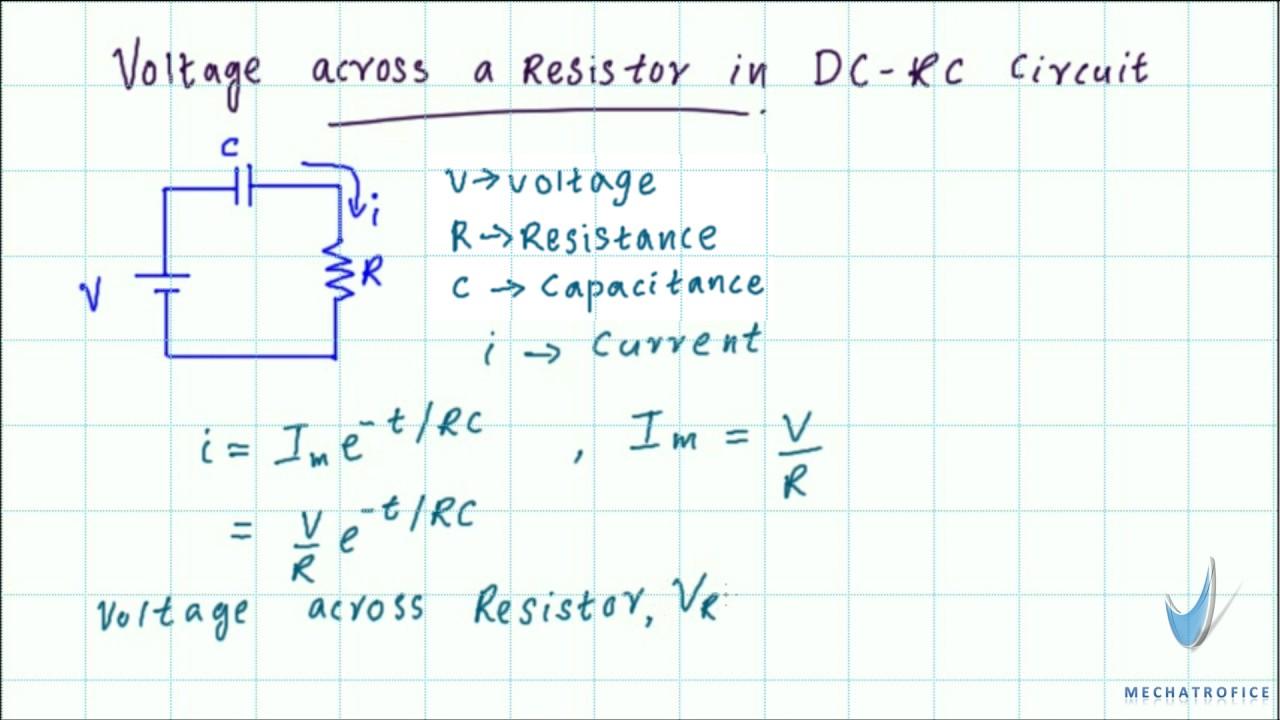 Parallel Resistor-Capacitor Circuits