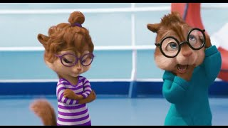 Alvin And The Chipmunks: Chipwrecked - Alvin - Bothering Brittney Scene [HD]