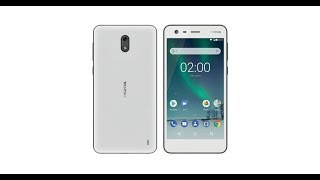 Nokia 2 (white/pewter) Unboxing