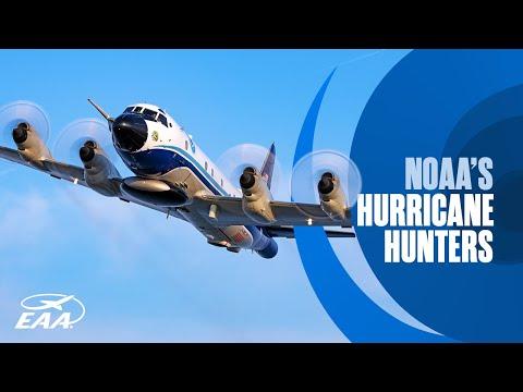 NOAA's Hurricane Hunters