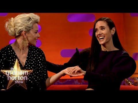 Elizabeth Banks & Jennifer Connelly LOVE The British Accent   The Graham Norton Show