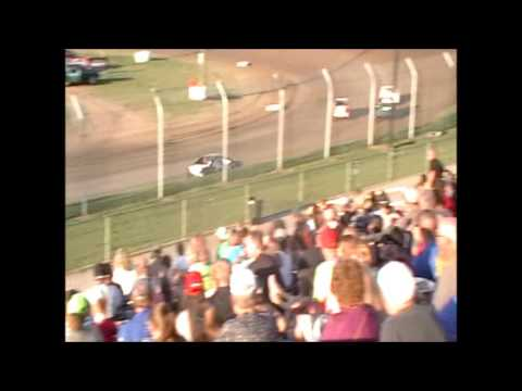 Eagle Raceway Sport Compact Heat 4 on 7-30-16