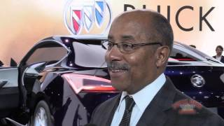2016 Detroit Auto Show - Exclusive Interview with Ed Welburn