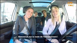 ABILY / LE SOMMER / BOUHADDI / HENRY -  Road to Training - By Le 12ème Homme