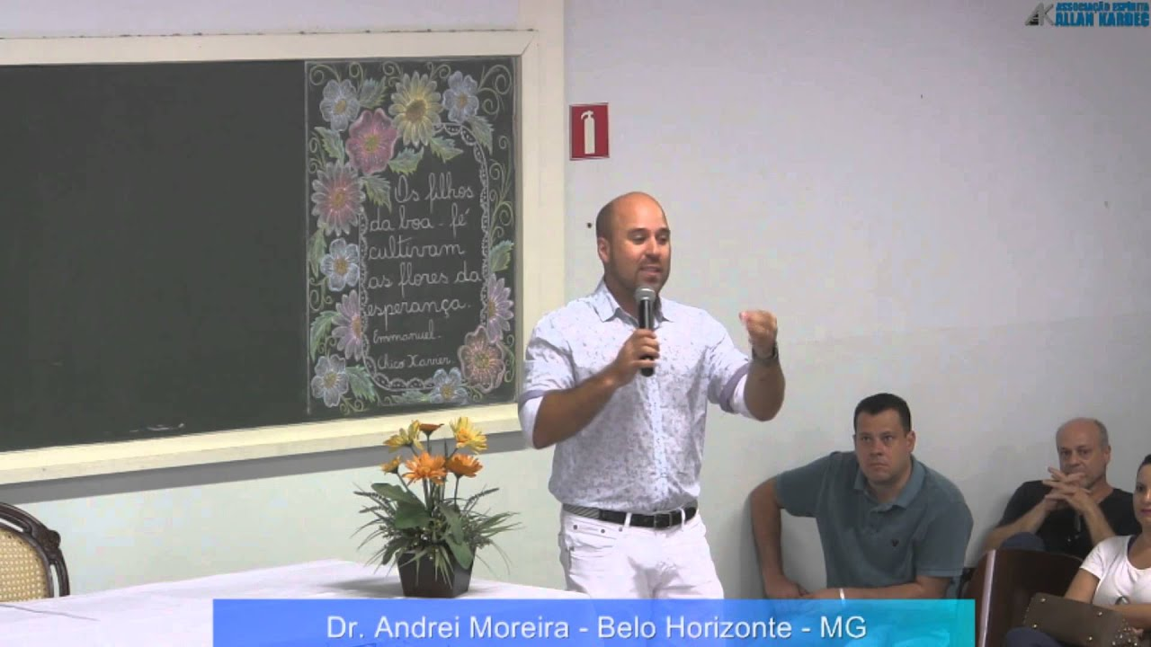 O Céu e o Inferno - Andrei Moreira (Palestra Espírita)