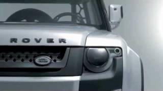 land rover DC 100 NEW DEFENDER